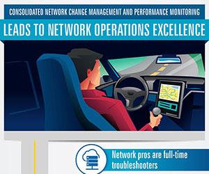 EMA Network Change Management Infographic