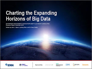 Big Data 2016 Report